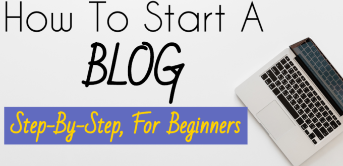 How To Start A Blog, Set It Up, Customize It Etc. Blogging For Beginners