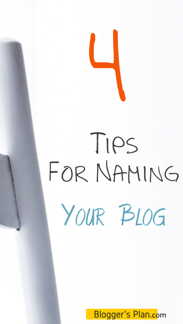 Want to name your blog? Use this article about 4 Tips For Naming Your Blog, the working combination of blogging tips to generate and filter lots of Ideas of blog names.